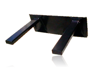Industrial sweeper - frames